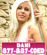 Call Me Now! 877-887-COED!